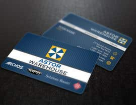 #17 for Diseñar algunas tarjetas de presentación for Brand Distributor by s04530612