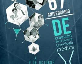 Nro 13 kilpailuun Diseñar un afiche de Aniversario käyttäjältä savier89