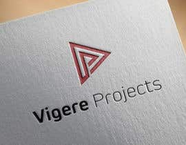 #100 dla Design a Logo for Vigere Projects przez brokenheart5567