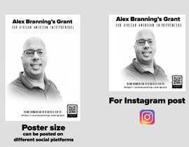#16 for Instagram Graphic for Alex Branning's Grant For African American Entrepreneurs by kesnielcasey