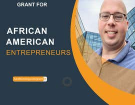 #38 for Instagram Graphic for Alex Branning's Grant For African American Entrepreneurs by anisulislam754