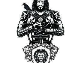 #46 untuk Right Bicep Tattoo Draft oleh rht197