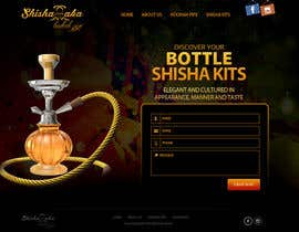 #5 untuk Build a Website for my business that provides Shisha pipe smoking experiences oleh nilsoft123