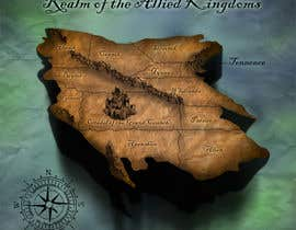 #6 for Design a fantasy map for my novel af Spector01