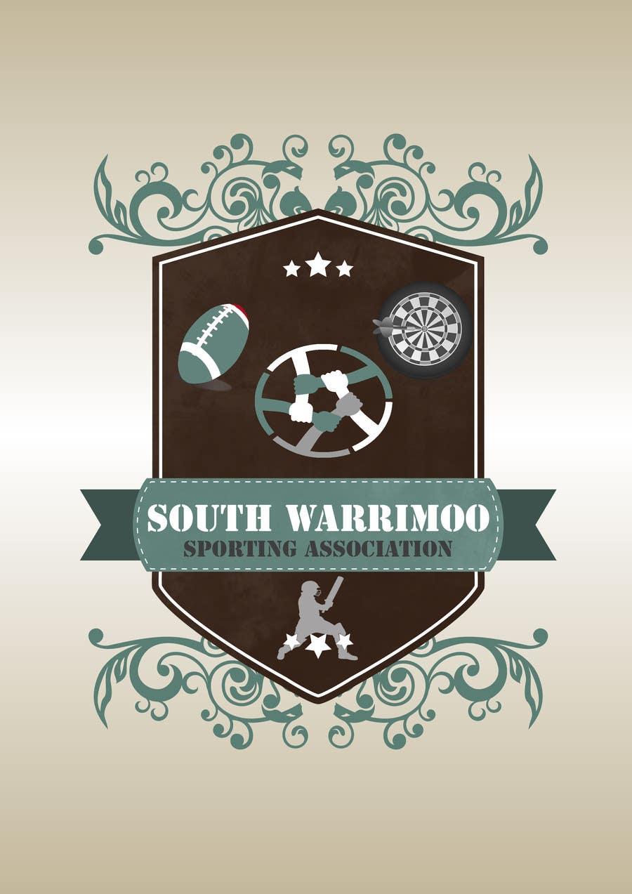 """Participación en el concurso Nro.10 para Design a Logo for """"South Warrimoo Sporting Association"""""""