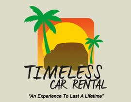#95 dla Design a Logo for Timeless Car Rental przez mandolubis