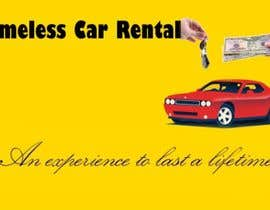 #22 para Design a Logo for Timeless Car Rental por Shumar1