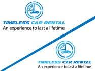 Graphic Design Inscrição do Concurso Nº4 para Design a Logo for Timeless Car Rental