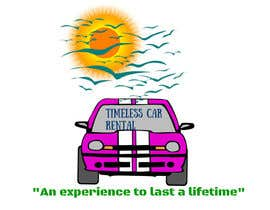 #90 dla Design a Logo for Timeless Car Rental przez janainabarroso
