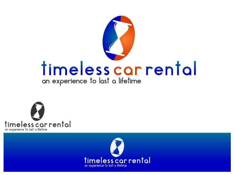 Inscrição nº 78 do Concurso para Design a Logo for Timeless Car Rental