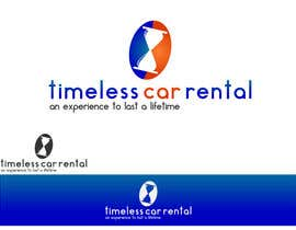 #78 para Design a Logo for Timeless Car Rental por mirceabaciu