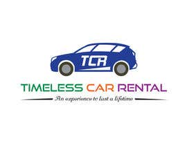 #86 para Design a Logo for Timeless Car Rental por manthanpednekar