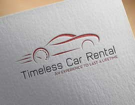#83 para Design a Logo for Timeless Car Rental por AbidAliSayyed