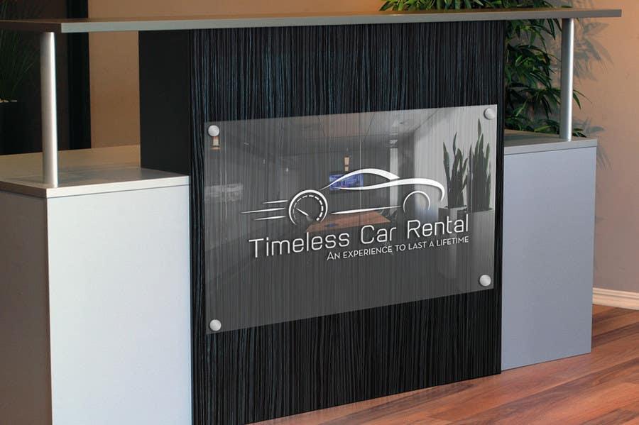 Inscrição nº 85 do Concurso para Design a Logo for Timeless Car Rental