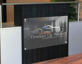 #85 para Design a Logo for Timeless Car Rental por AbidAliSayyed