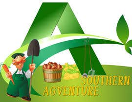 #57 for Design a Logo for Southern Agventure by vasked71