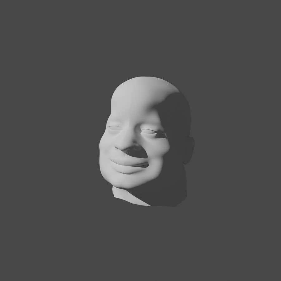 Inscrição nº                                         12                                      do Concurso para                                         i need a basic 3d head model of dead relative.