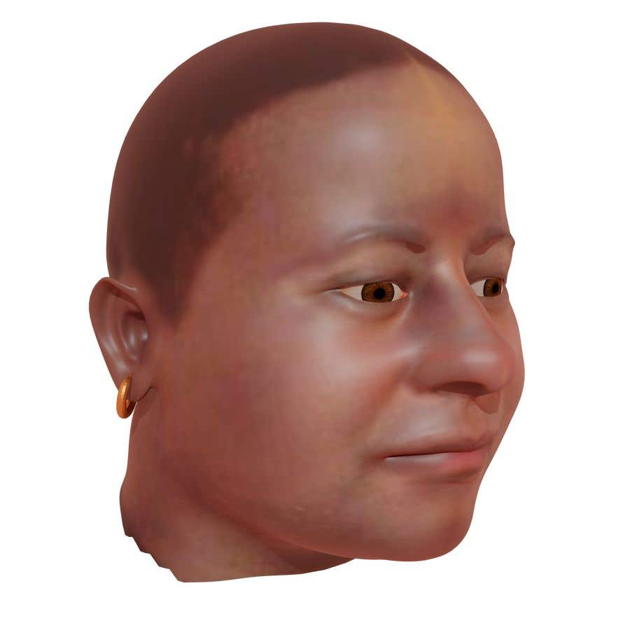Inscrição nº                                         16                                      do Concurso para                                         i need a basic 3d head model of dead relative.