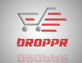 tiagogoncalves96 tarafından Create a modern and simple logo for delivery service app Droppr için no 20