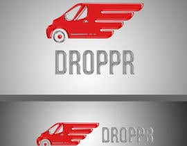 #22 for Create a modern and simple logo for delivery service app Droppr af tiagogoncalves96