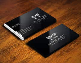 #68 dla Design a leading edge business card for an architectural company przez gohardecent