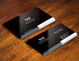 #45 dla Design a leading edge business card for an architectural company przez IllusionG