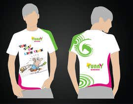 #14 for Thiết kế T-Shirt for Funny Weekend by Farukru