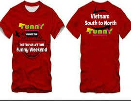 Nambari 21 ya Thiết kế T-Shirt for Funny Weekend na vishingangel
