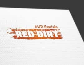 #32 para Design a Logo for Red Dirt 4WD Rentals de olgakramar