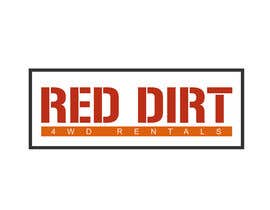 #108 para Design a Logo for Red Dirt 4WD Rentals de MAHESHJETHVA