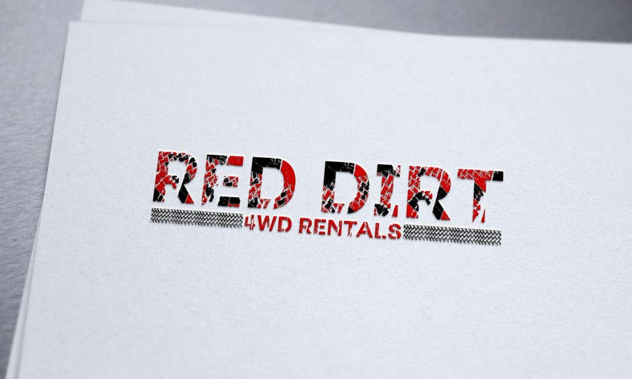 Contest Entry #90 for Design a Logo for Red Dirt 4WD Rentals