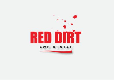 #50 para Design a Logo for Red Dirt 4WD Rentals de mdrashed2609