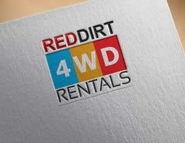 Nambari 6 ya Design a Logo for Red Dirt 4WD Rentals na nomanahmed9211