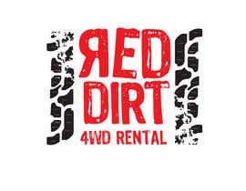 #20 para Design a Logo for Red Dirt 4WD Rentals de SzalaiMike