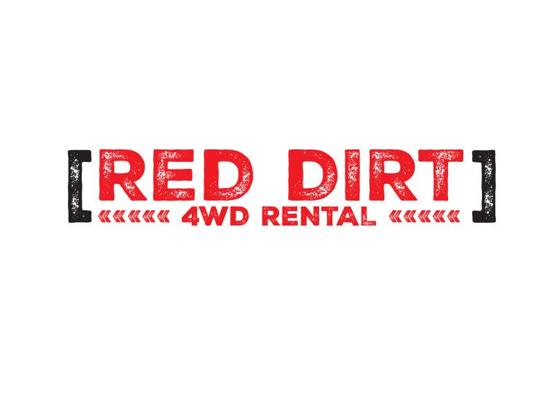 Contest Entry #21 for Design a Logo for Red Dirt 4WD Rentals