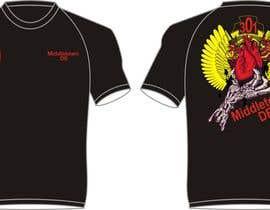 Nro 4 kilpailuun Create a Kicka*s Radical Motorcycle T-Shirt Design käyttäjältä adilbutt331