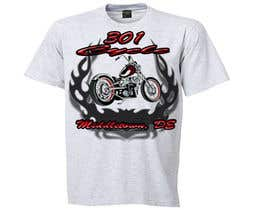 #11 for Create a Kicka*s Radical Motorcycle T-Shirt Design af dilukachinda