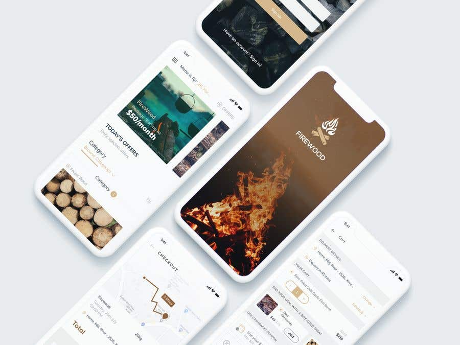 Contest Entry #                                        36                                      for                                         Design a Mobile App Screen Layout Plan