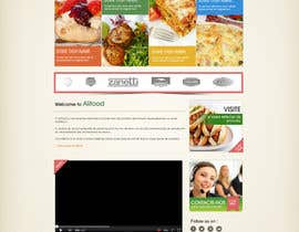 #6 for Website Design for www.alifood.pt by dreamsweb