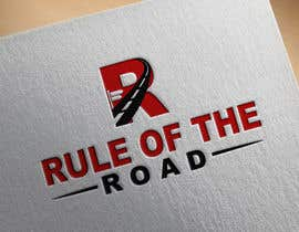 #257 for Create a logo for Rule of the Road by istahmed16