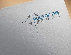 #267 for Create a logo for Rule of the Road by lotfabegum87
