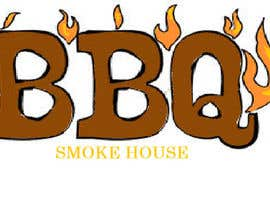#8 para Logo Design for new BBQ smokehouse restaraunt por dua110