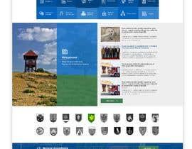#61 untuk Home page redesign project oleh Hamzu1