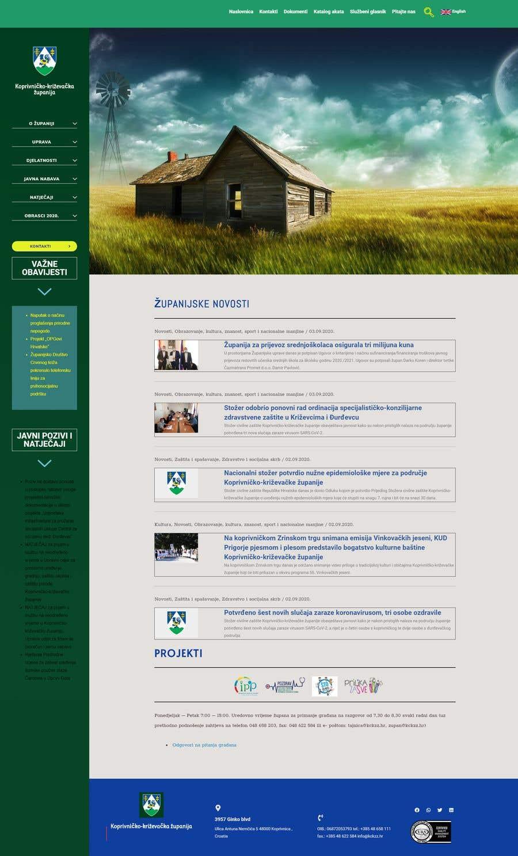 Penyertaan Peraduan #                                        11                                      untuk                                         Home page redesign project