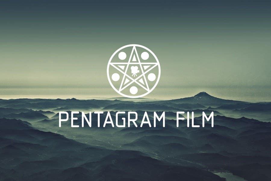 Inscrição nº 40 do Concurso para Design a logo for Pentagram Film