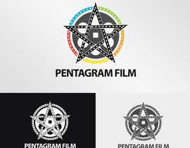 nº 20 pour Design a logo for Pentagram Film par Franstyas