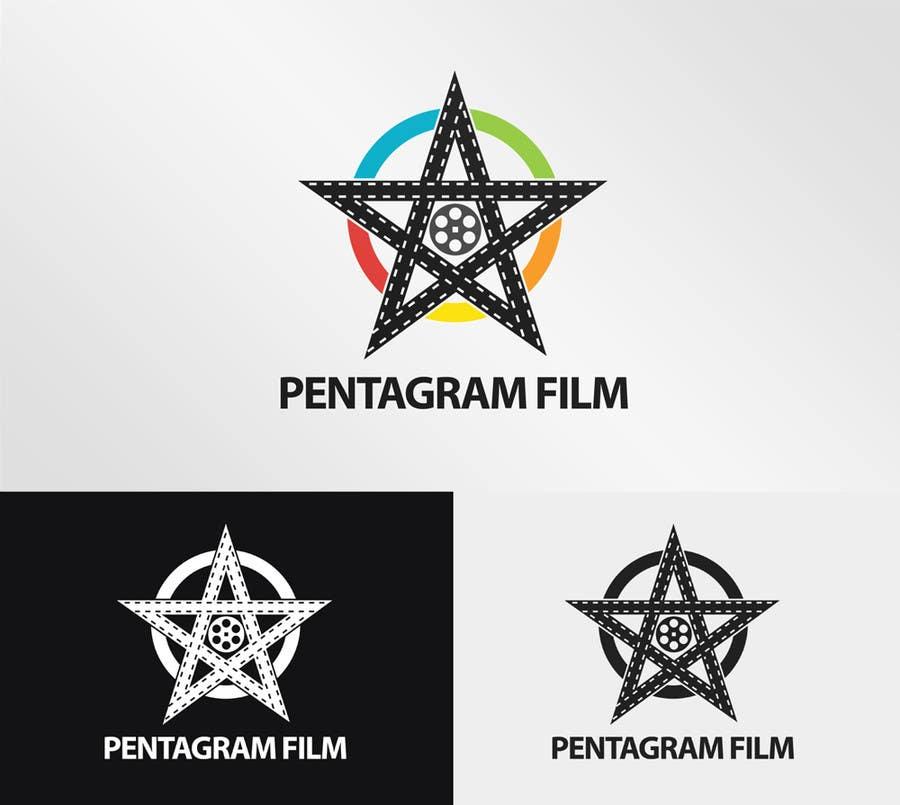 Inscrição nº 31 do Concurso para Design a logo for Pentagram Film