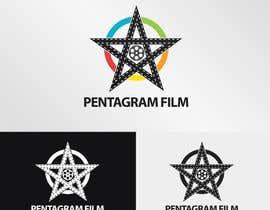 nº 31 pour Design a logo for Pentagram Film par Franstyas