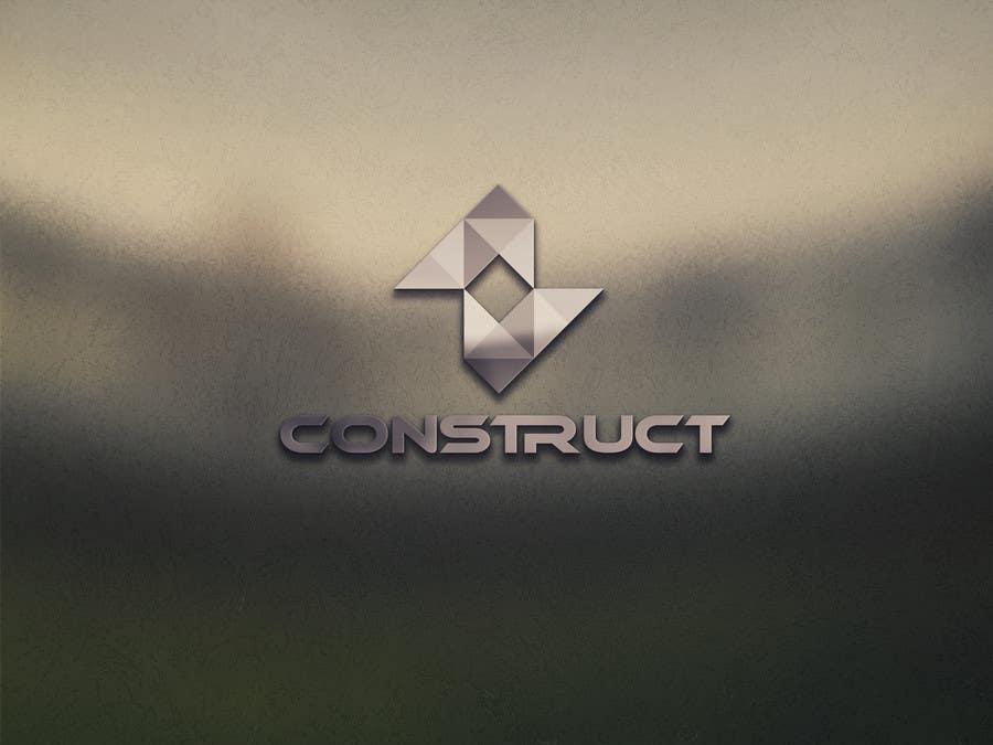 Proposition n°124 du concours Design a Logo for CONSTRUCT