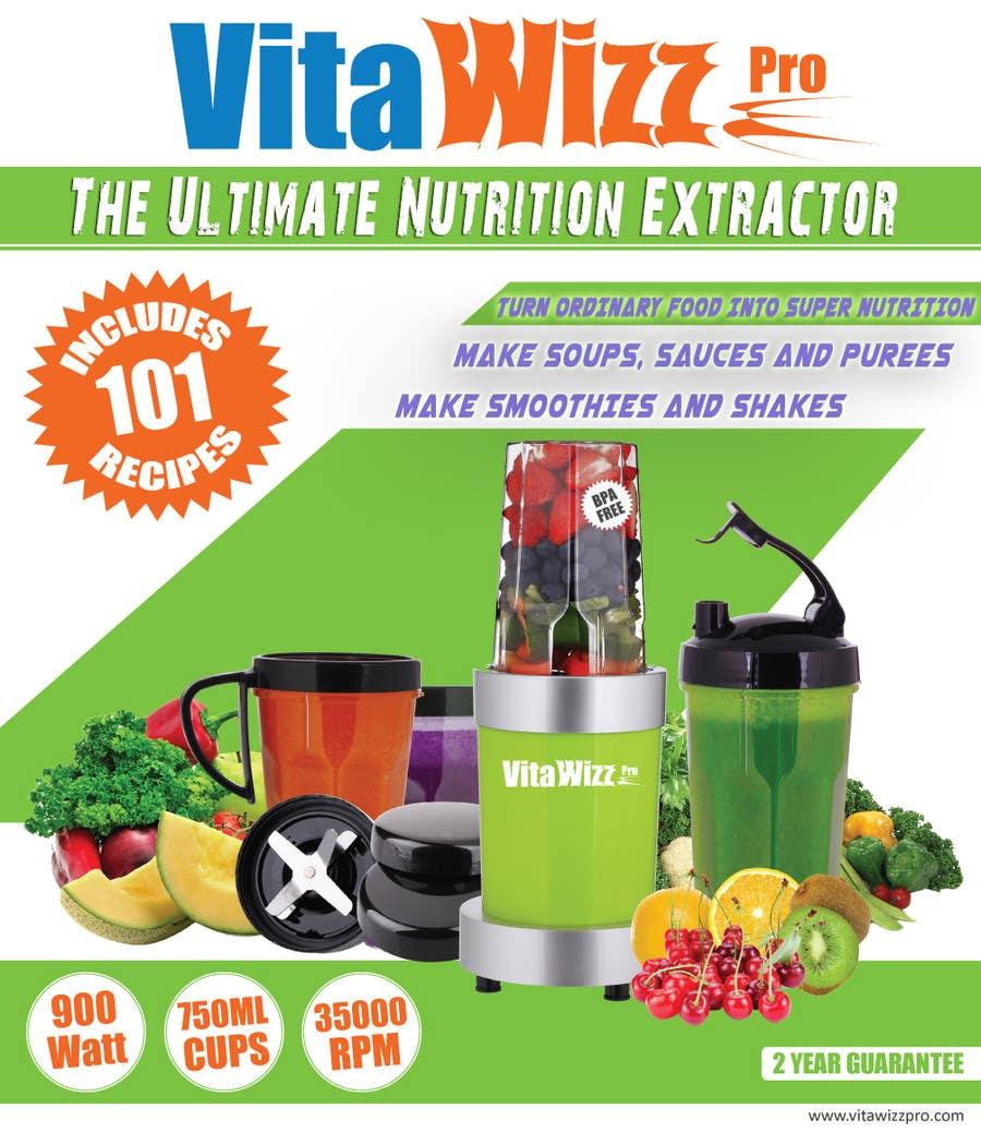 Konkurrenceindlæg #                                        13                                      for                                         VitaWizz Pro Box